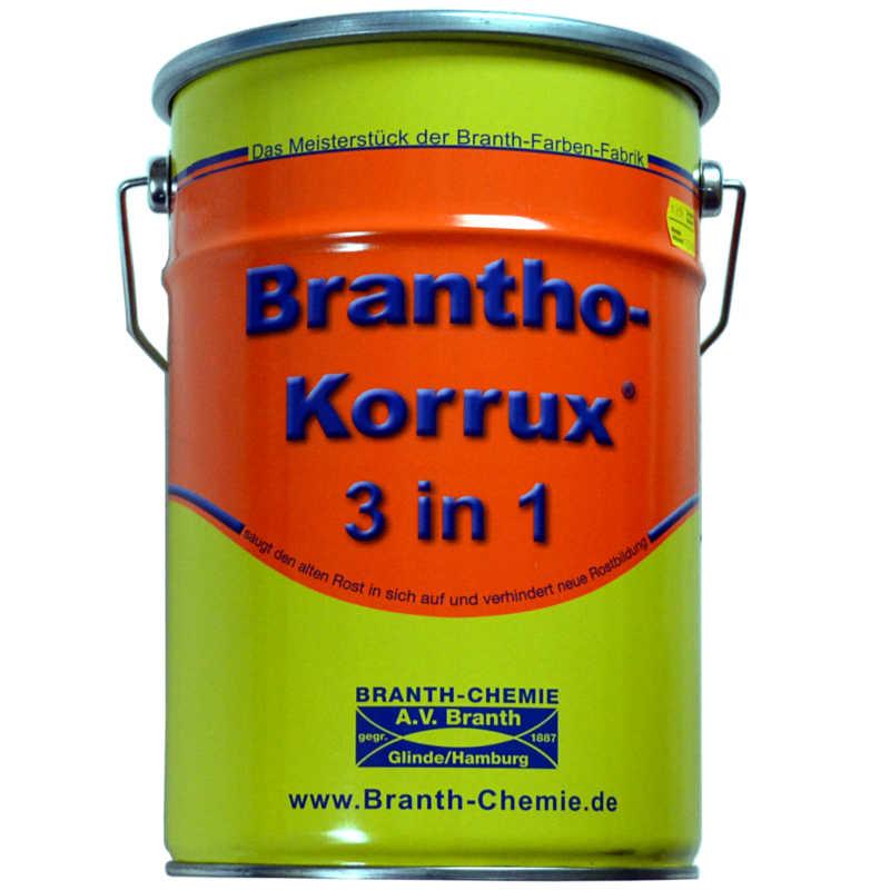brantho korrux 3 in 1 5 liter siegelrot feurrot ral 3000. Black Bedroom Furniture Sets. Home Design Ideas